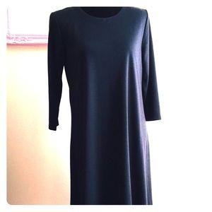 Susan Graver style dress line A, high quality knit